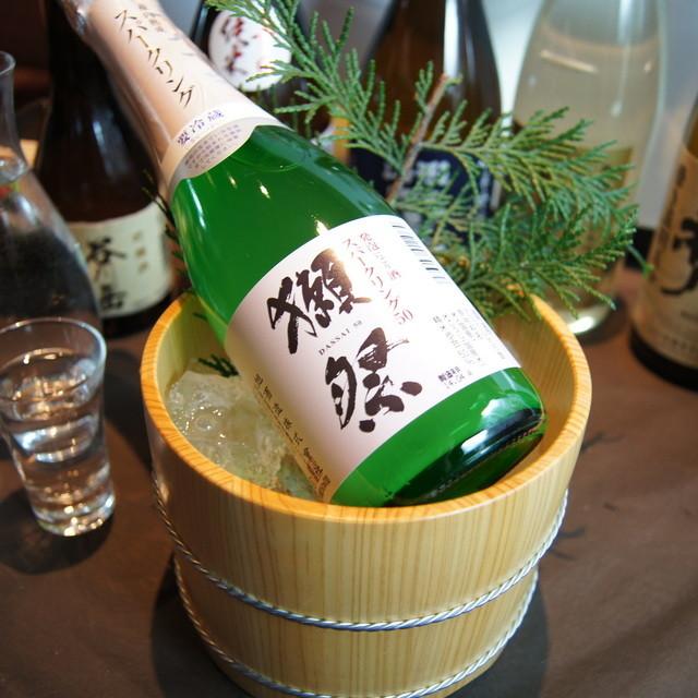 大好評!!日本酒 獺祭